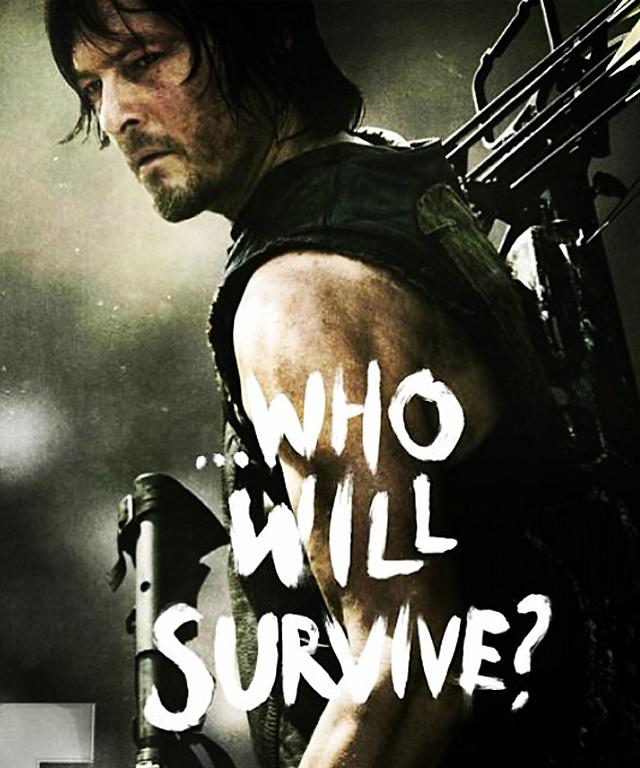 The Walking Dead's Norman Reedus