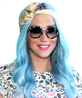 Kesha Joins the Hottest Hair Color Trend of the Summer—and You Can Too!