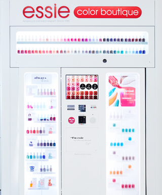 Essie Vending Machines