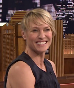 Robin Wright on Jimmy Fallon