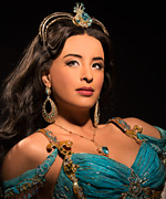 Jasmine from Aladdin on Broadway - Courtney Reed
