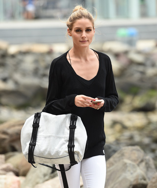 Olivia Palermo Has Us Pining For Her Versatile She + Lo Bag