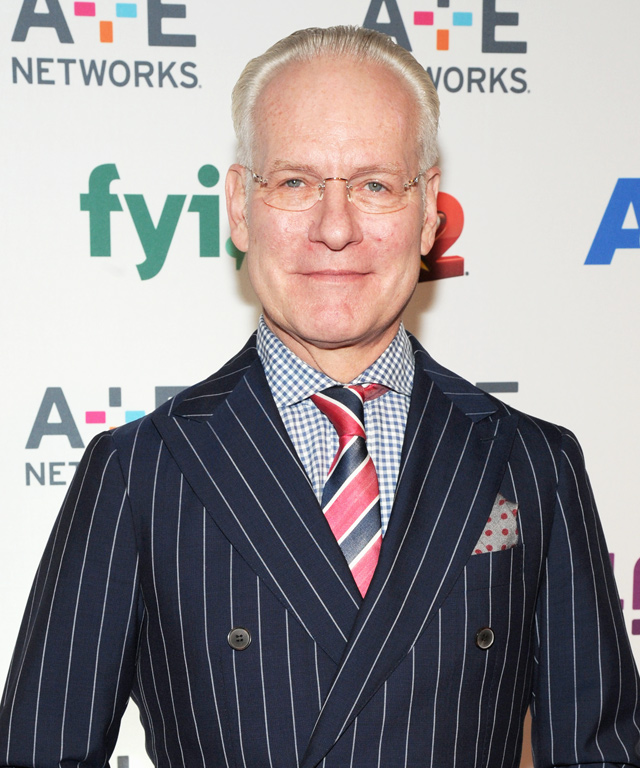Tim Gunn Birthday