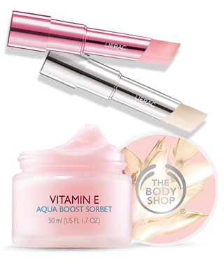 Vitamin Infused Beauty Products