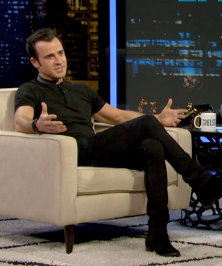 Justin Theroux on Chelsea Lately