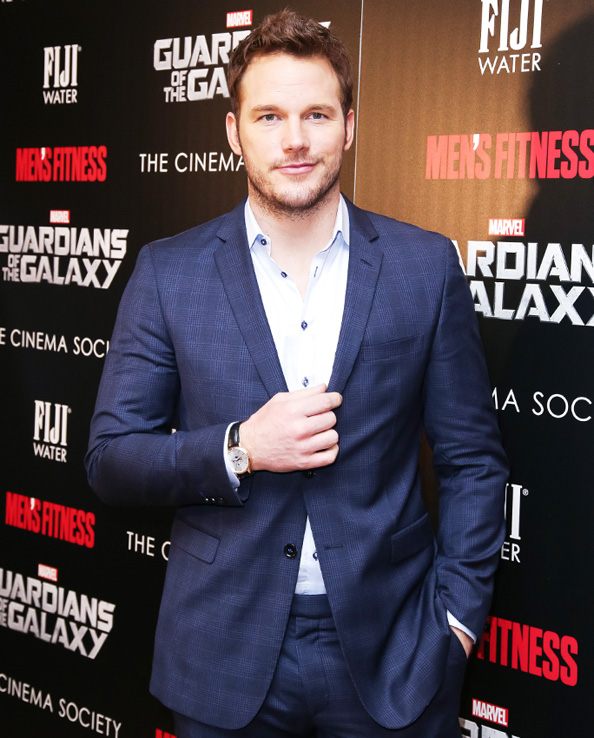 Chris Pratt Guardians of the Galaxy