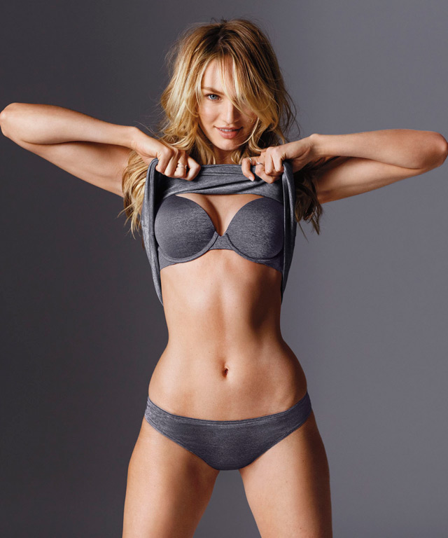 Candice Swanepoel for Victoria's Secret