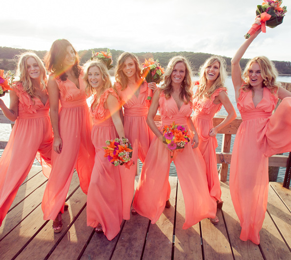 Bridesmaid Jumpsuits