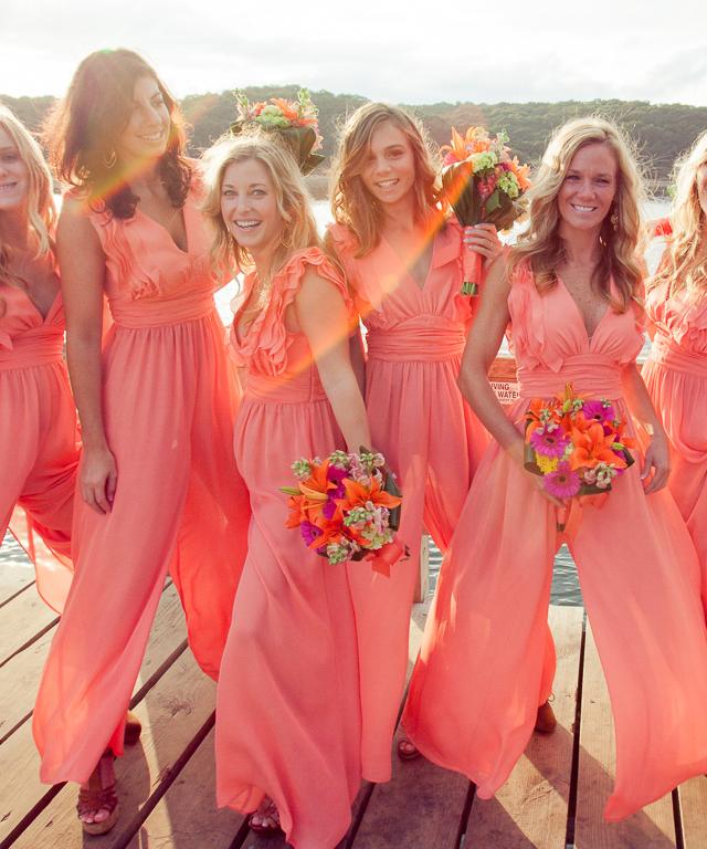 Bridesmaid Jumpsuits