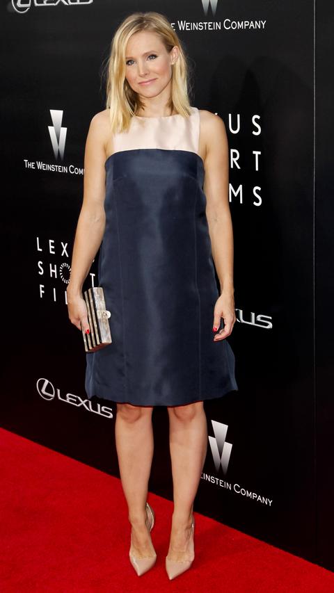Emma Roberts, Zoe Saldana, Miranda Kerr, Kristen Bell, Reese Witherspoon