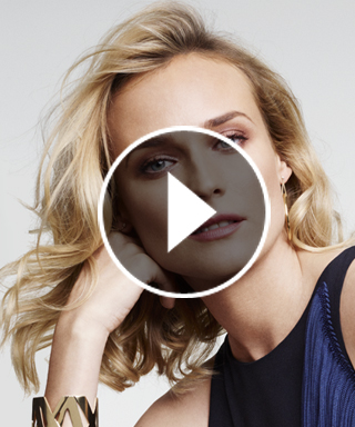 <em>Your Look</em> Cover Girl Diane Kruger On Her Fix For a Bad Hair Day