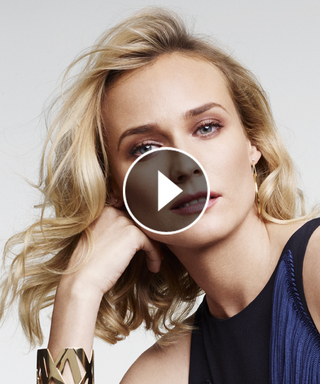 Behind the Look with Diane Kruger