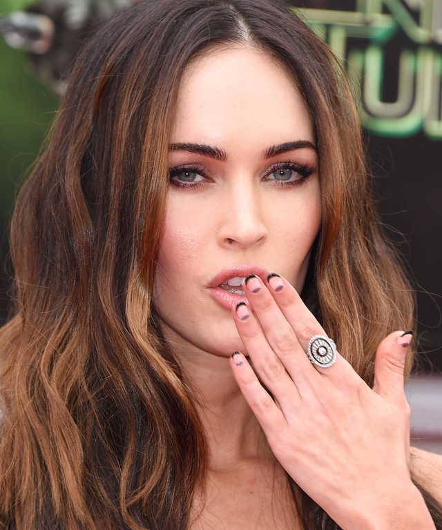 Megan Fox Manicure