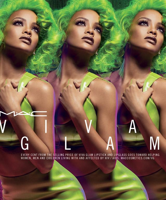 Rihanna - Viva Glam MAC