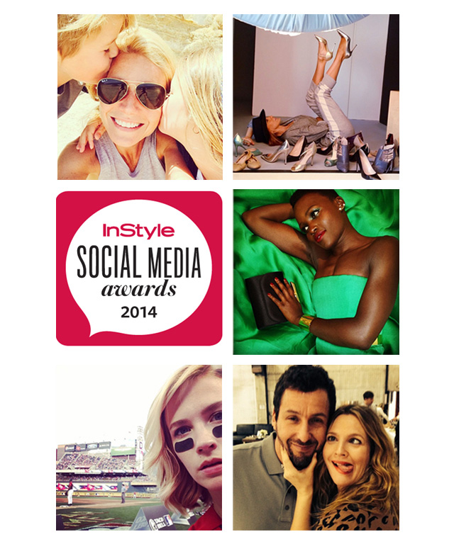 InStyle Social Media Awards Rookie of the Year