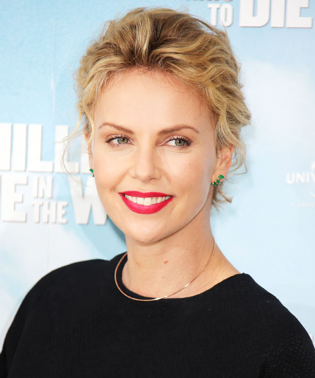 Charlize Theron Birthday