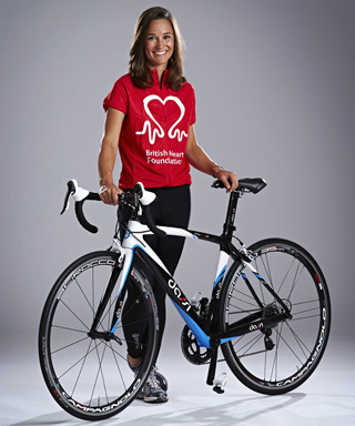 Pippa Middleton Bike Auction