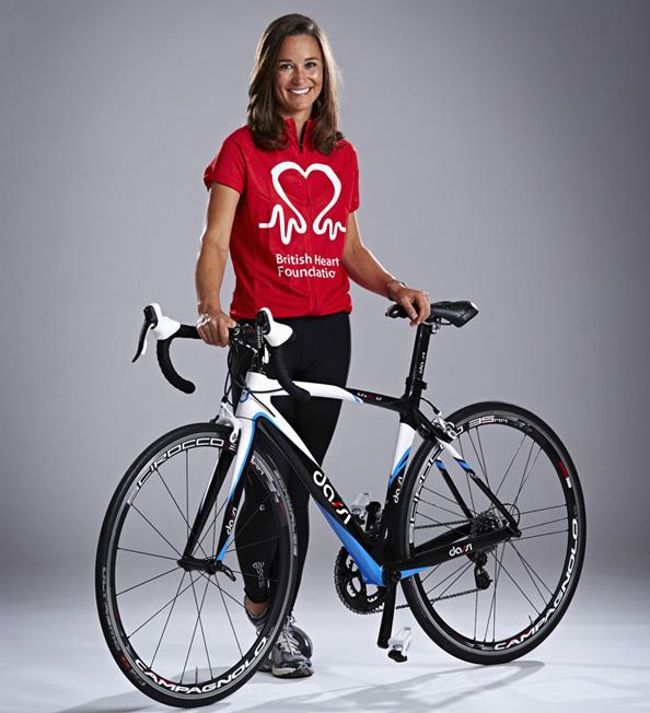Pippa Middleton Bike Auction