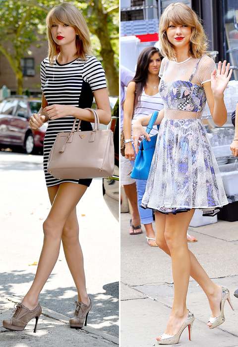 Taylor Swift's Favorite Handbags