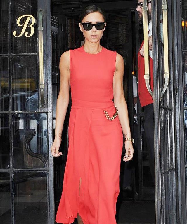 Victoria Beckham closet sale
