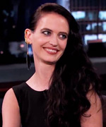 Eva Green visits Jimmy Kimmel Live