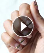 Nail This Look: Midi Nail Ring by Alicia Torello