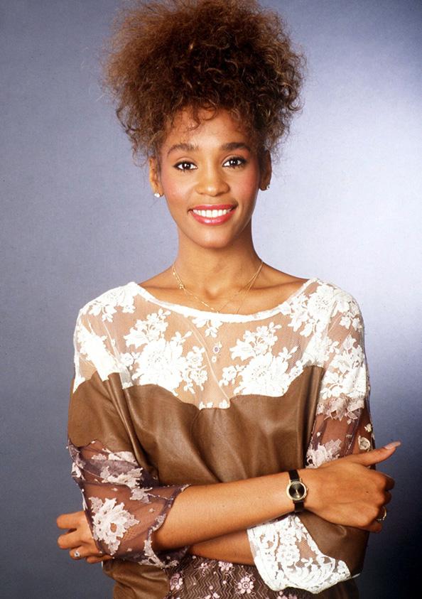 Whitney Houston Birthday