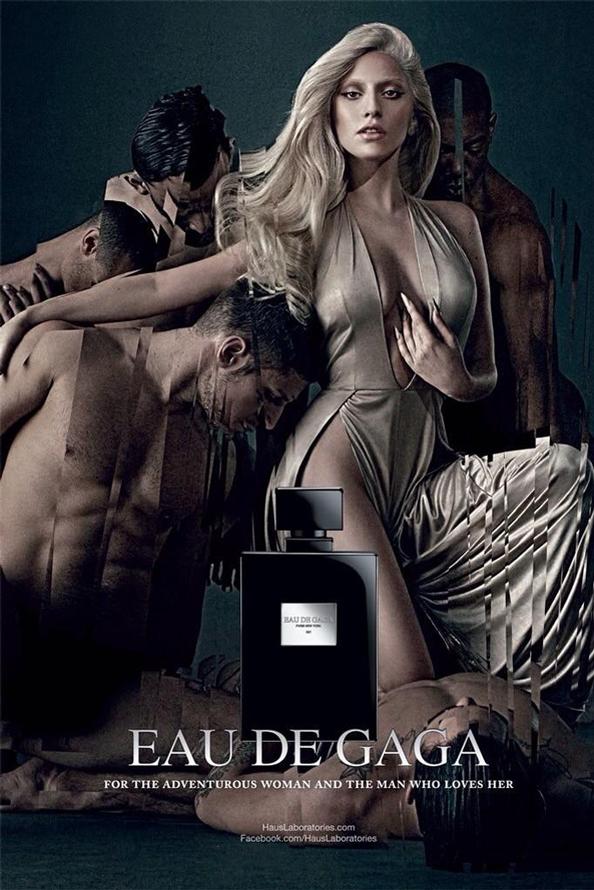 Lady Gaga Eau de Gaga Fragrance