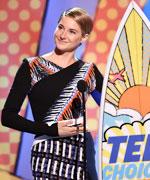 Shailene Woodley at Teen Choice Awards