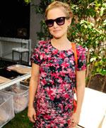 Kristen Bell's Maternity Style
