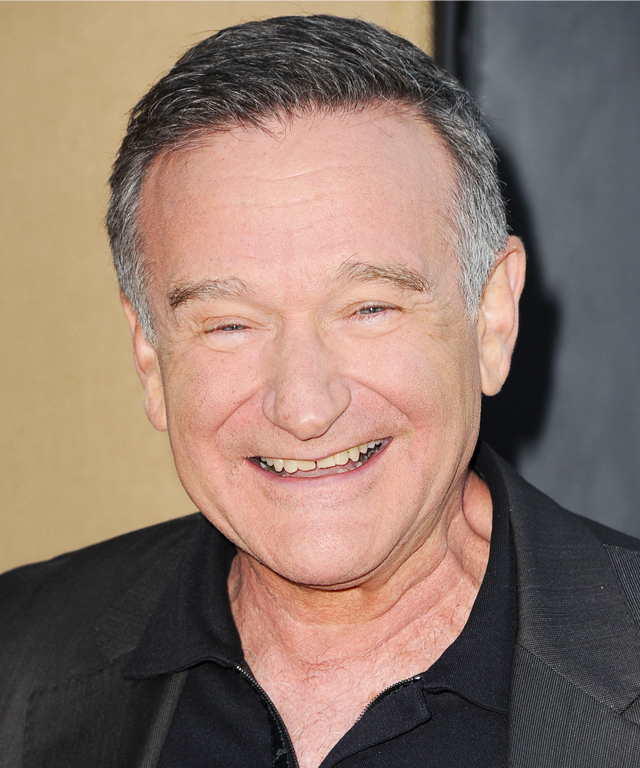 Robin Williams passes away at 63.