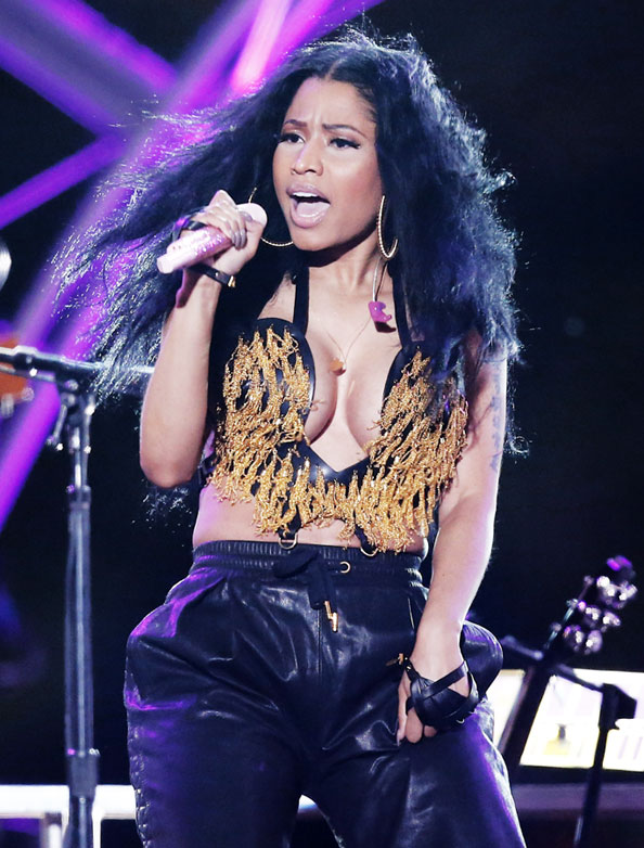 Nicki Minaj to perform at MTV Video Music Awards.