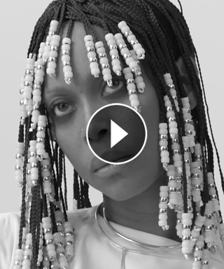 Behind the Scenes with Erykah Badu