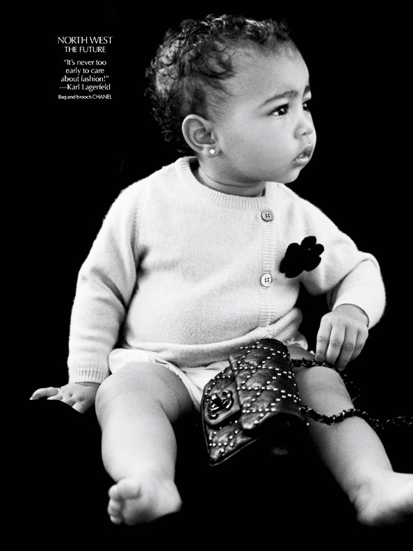 North West Chanel Model