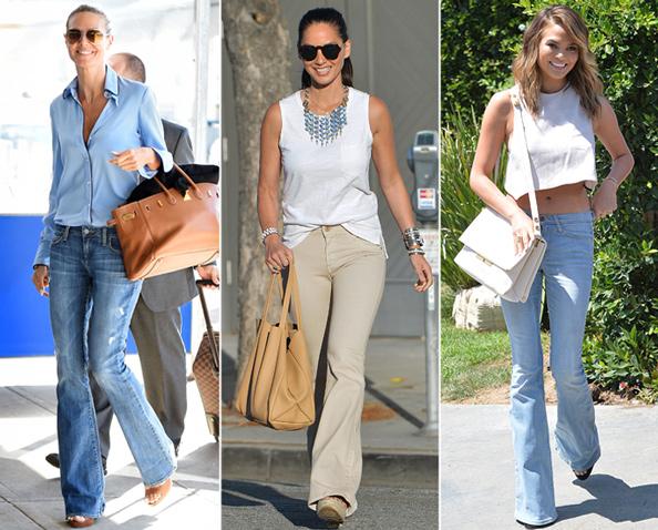Bellbottom Jeans