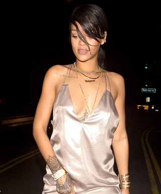 Rihanna Slip Dresses