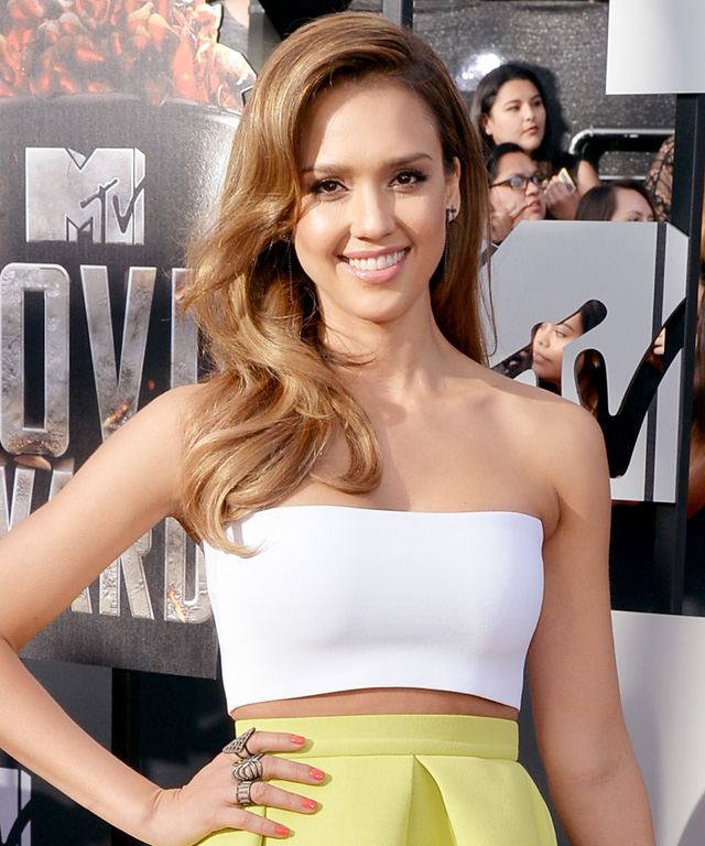 The Ultimate Guide to Jessica Alba's Striking, Unpredictable Style