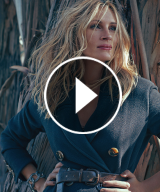 Julia Roberts September Issue Cover Shoot