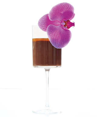 Dries Van Noten Dark Chocolate Parfait