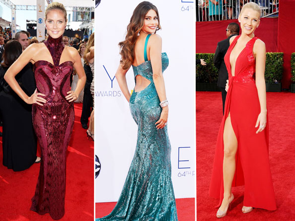 Sexiest Emmys Looks