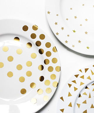 gold-star-plate-diy