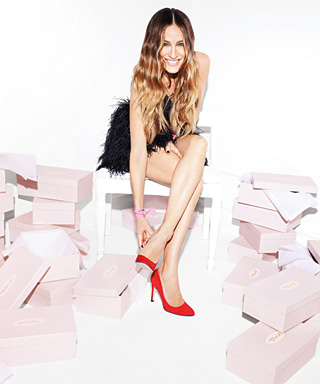 Sarah Jessica Parker's Second Shoe Collection Has Arrived!
