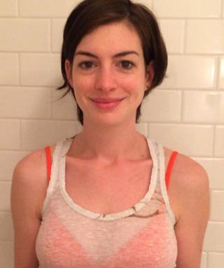 Anne Hathaway Instagram