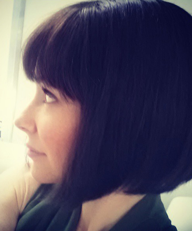 Evangeline Lily Hair