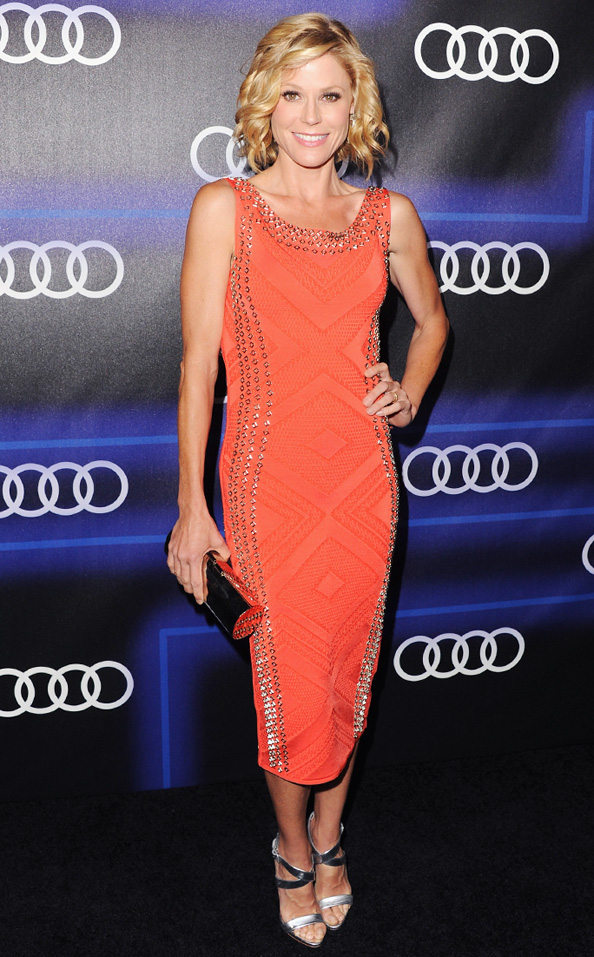 Julie Bowen at Emmy Audi Party