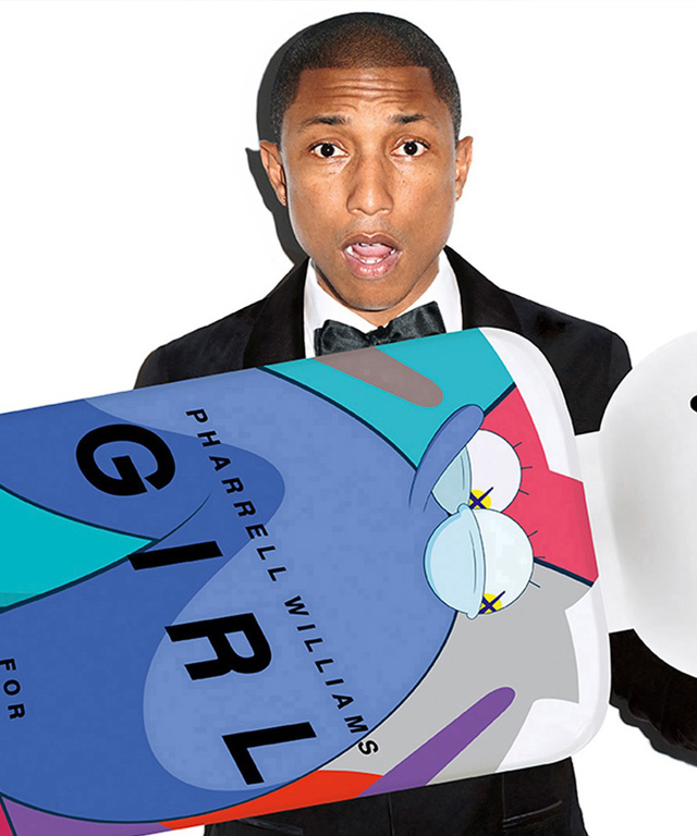 Pharrell Fragrance