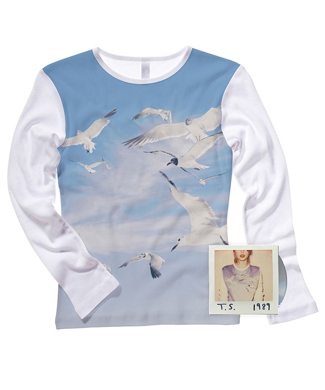 Taylor Swift Seagull Shirt