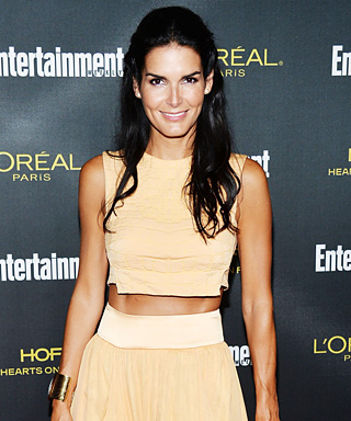 Angie Harmon in Sally LaPointe