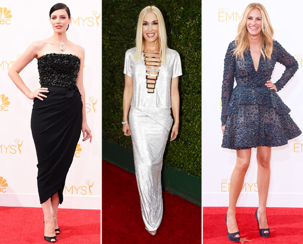 2014 Emmy Awards: Bold Beadwork