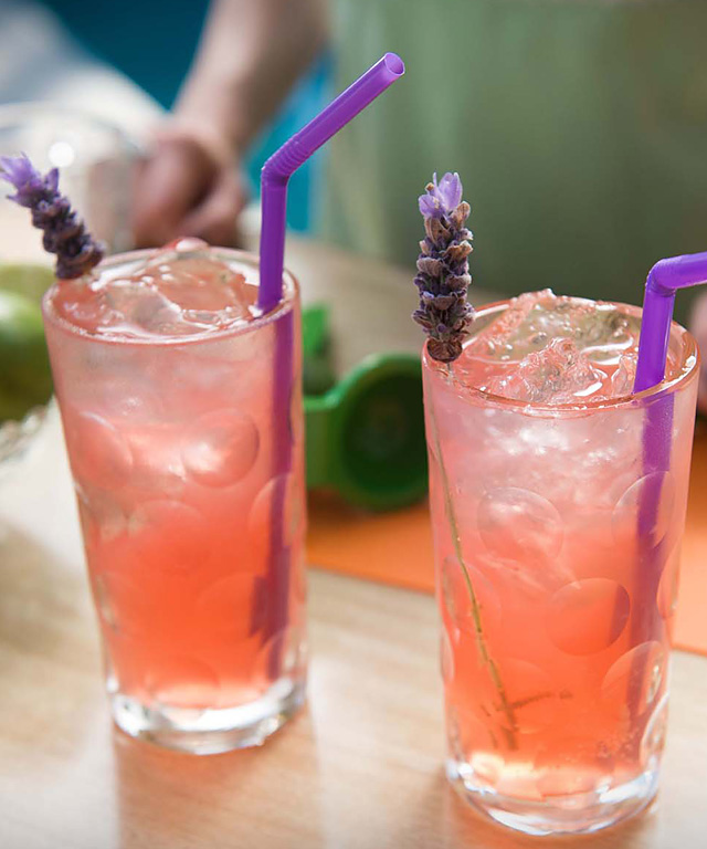 Sparkling Grapefruit Lavenderita